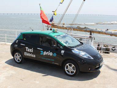 Táxi Eléctrico